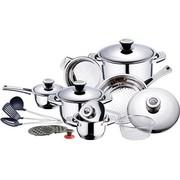 Комплект посуды HOFFMAYER НОВЫЙ! 19 предметов!- 150$