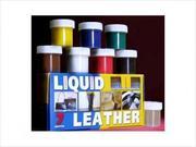 Жидкая кожа. Средство для ремонта кожи и кожаных изделий