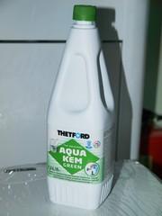 Для биотуалета жидкость AQUA KEM GREEN 1, 5л.