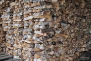 Колотые дрова. Оплата за куб