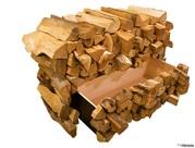Колотые дрова 1 сорт (береза 35см)